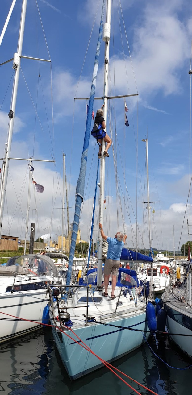 Halyard Recovery